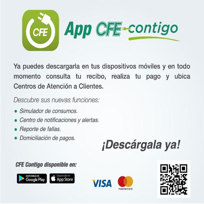 CFE app