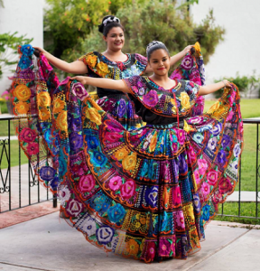 The Folklorico group GUAIMA is back for their second season, performing Saturday afternoons