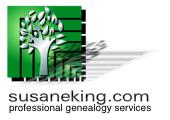 Susan King genealogy
