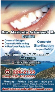 Dentist Maricela Arizmendi