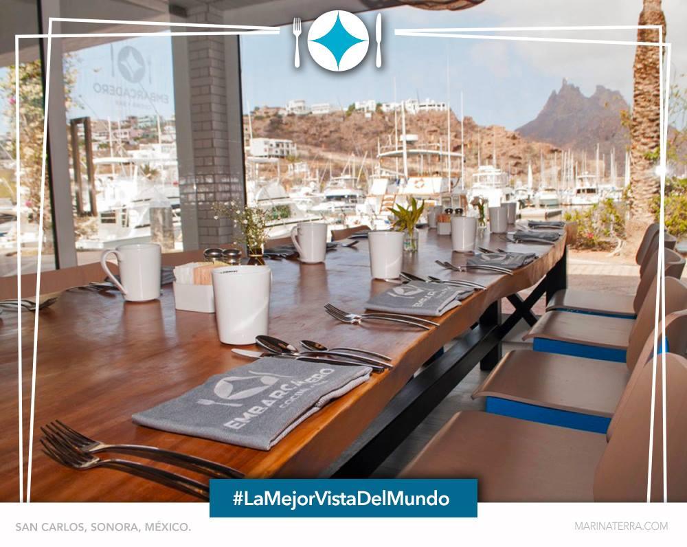 El Embarcadero at MarinaTerra | San Carlos Sonora Restaurant