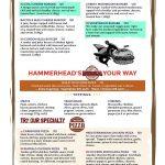 Hammerheads menu 2016 (2)