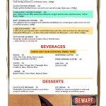 Hammerheads menu 2016 (4)