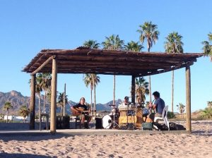 Omar & The Gypsy Fish Band at La Palapa Griega