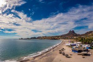la palapa griega beachfront
