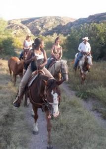 natalie horse rides