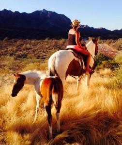 rancho nacapule horse ride san carlos home