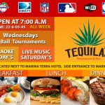 Tequilas Picture for left side of ad
