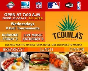 Tequilas Restaurant & Bar