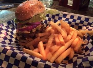 shots burger
